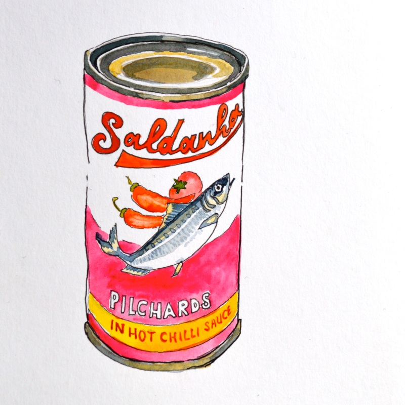 Saldanha sardines