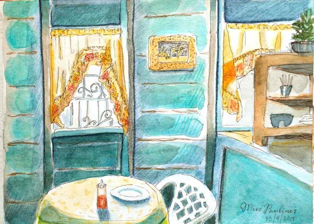Miss Pauline's kitchen