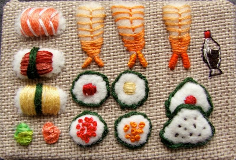 sushi ATC